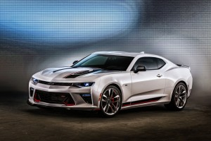 2016 Chevrolet Camaro Ss Concept Wide Wallpaper