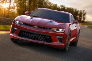 2016 Chevrolet Camaro Ss Wide Wallpaper