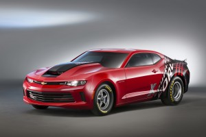 2016 Chevrolet Copo Camaro Wide Wallpaper