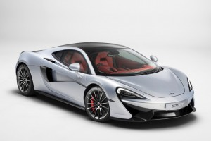 2016 Mclaren 570GT Wide Wallpaper