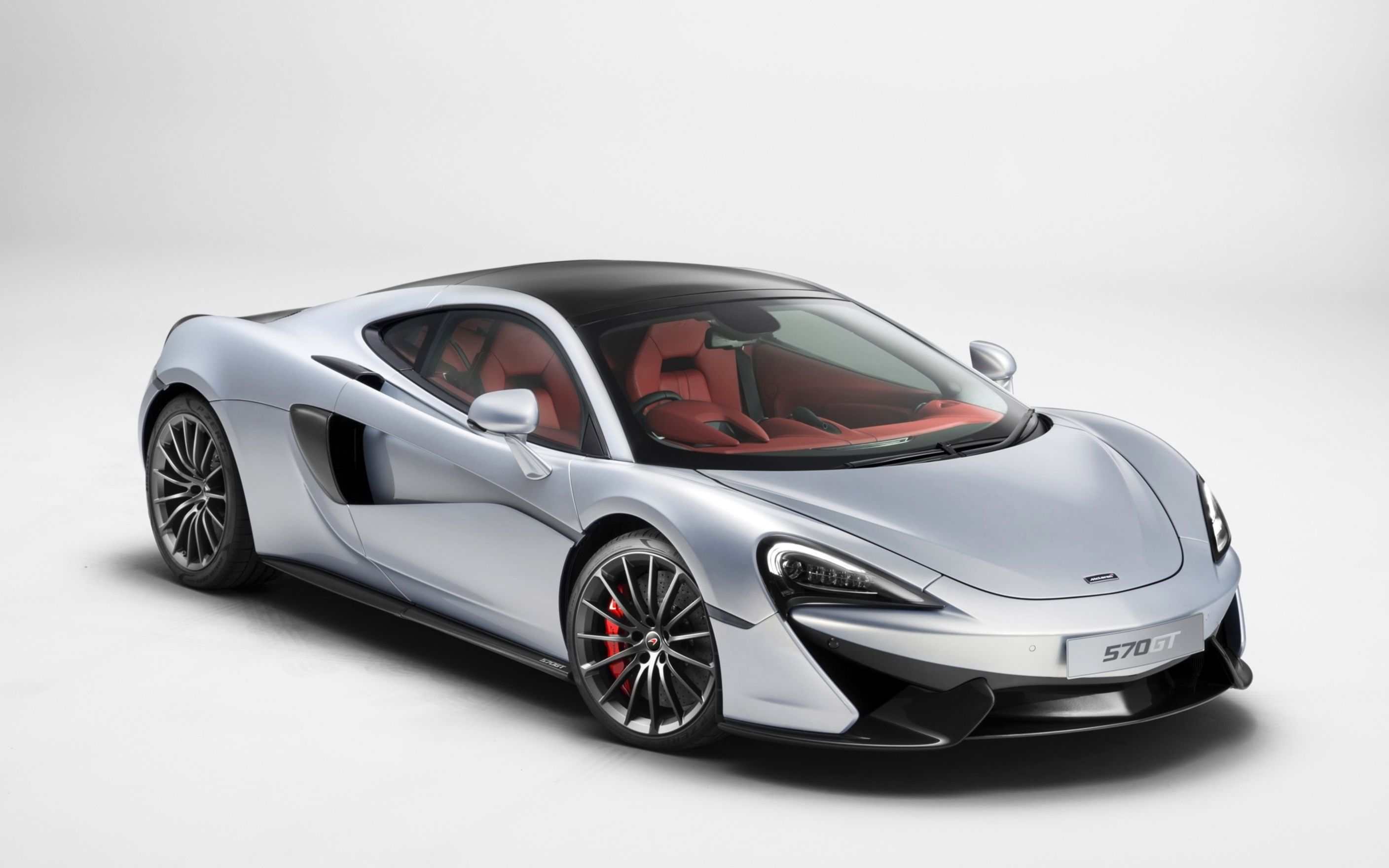 Download free HD 2016 Mclaren 570GT Wide Wallpaper, image