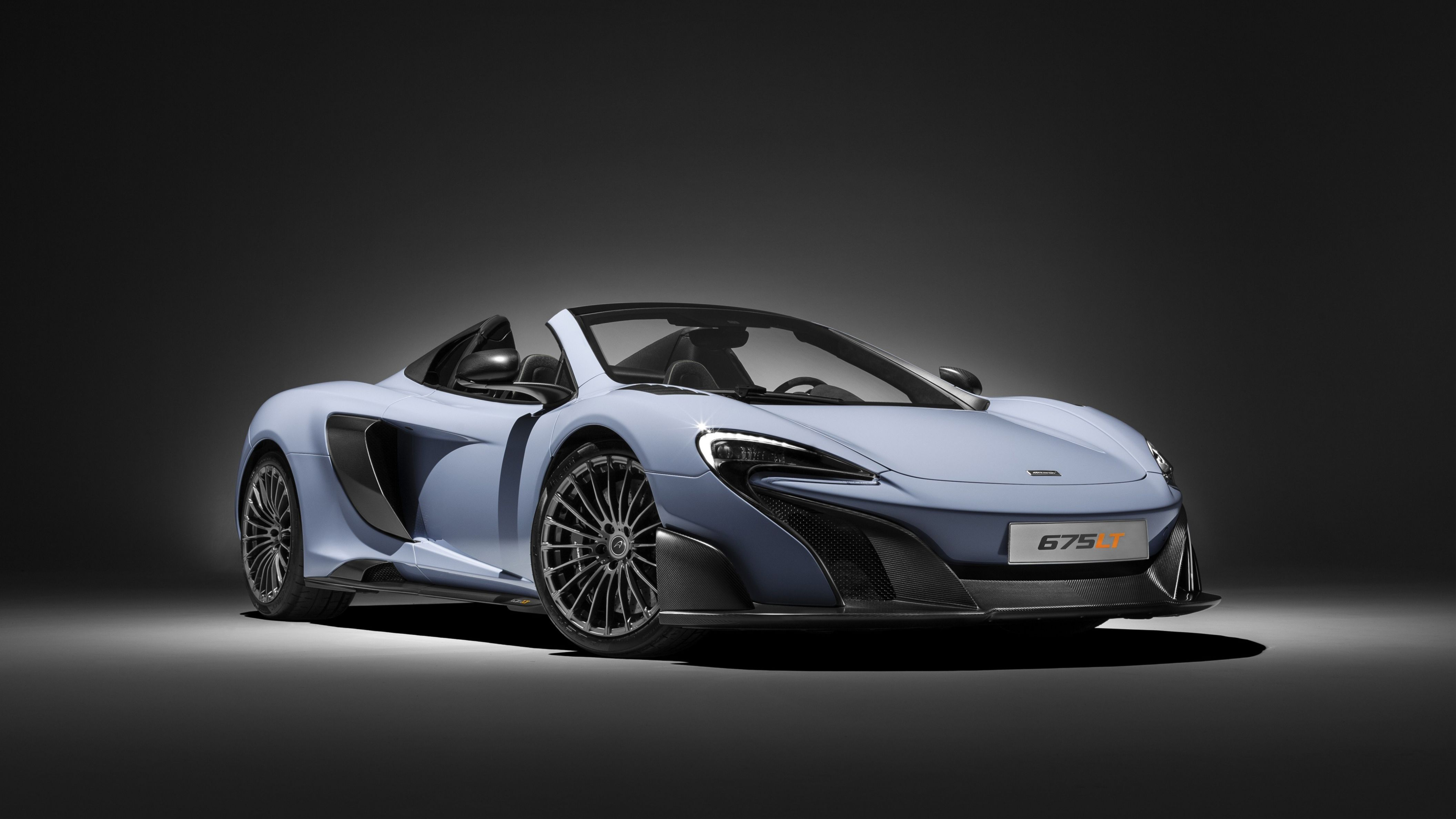 Download free HD 2016 Mclaren Mso 675lt Spider HD Wallpaper, image