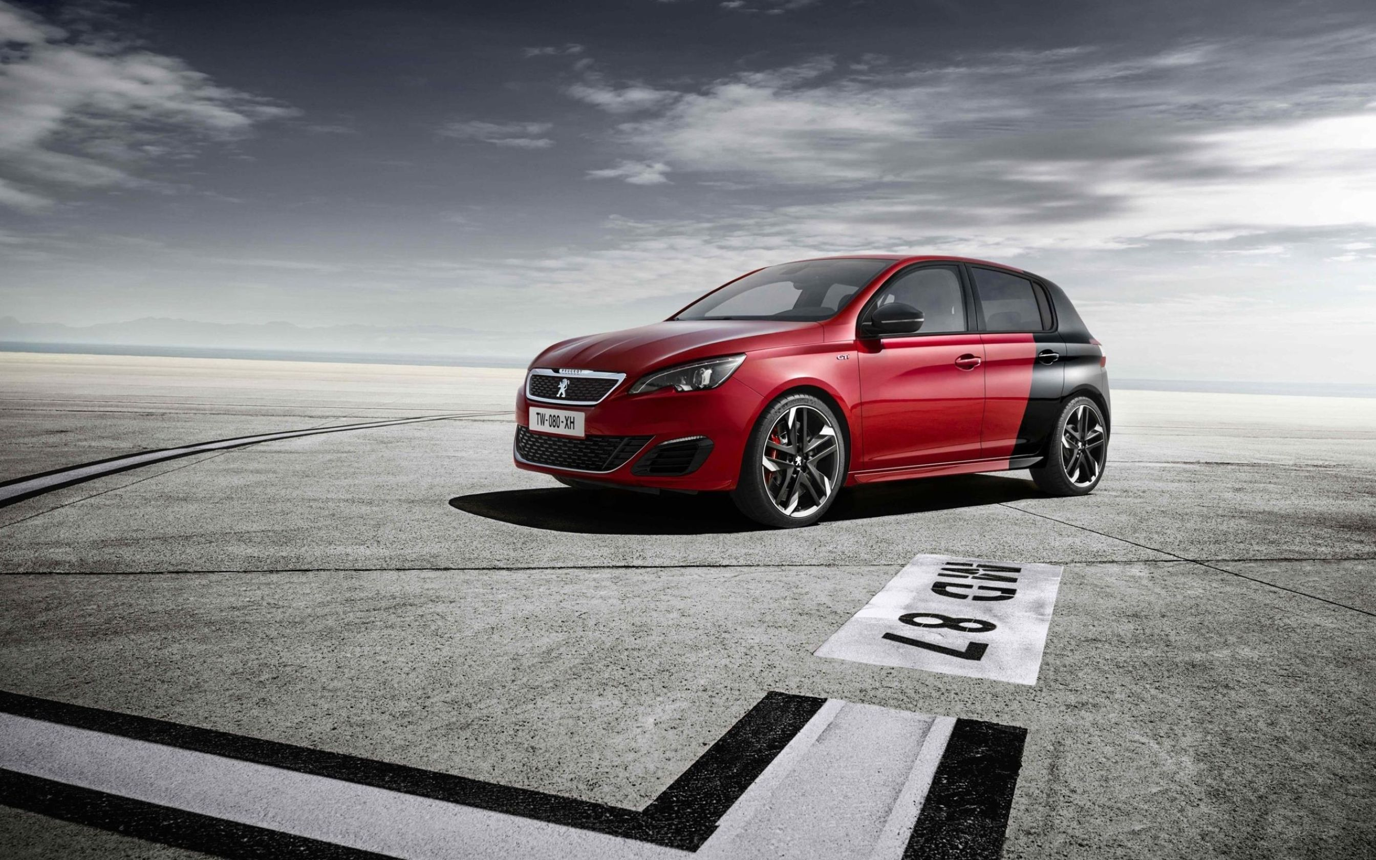 Download free HD 2016 Peugeot 308 GTI  Wallpaper, image