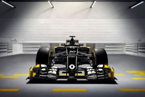 2016 Renault Rs16 Formula 1 Car Wide Wallpaper