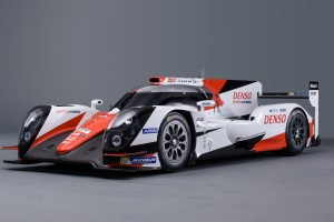 2016 Toyota Ts050 Hybrid Racer HD Wallpaper