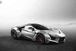 2016 W Motors Fenyr Supersport Wide Wallpaper