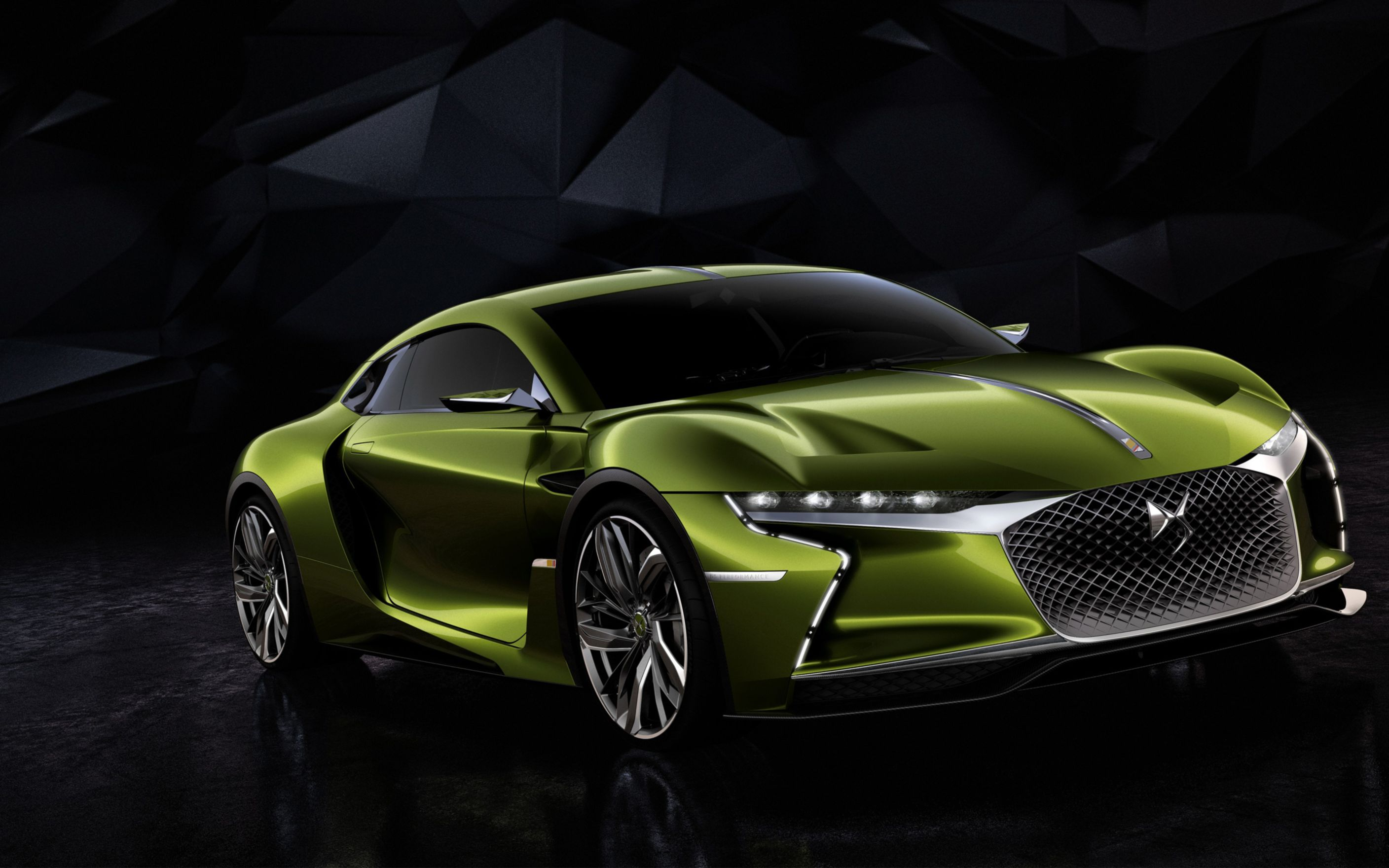 Download free HD 2017 Ds E Tense GT Geneva Auto Show 2016 Wide Wallpaper, image