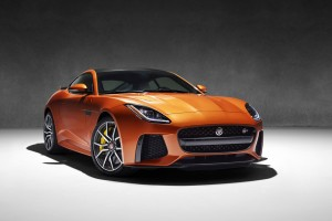 2017 Jaguar F Type Svr Wide Wallpaper