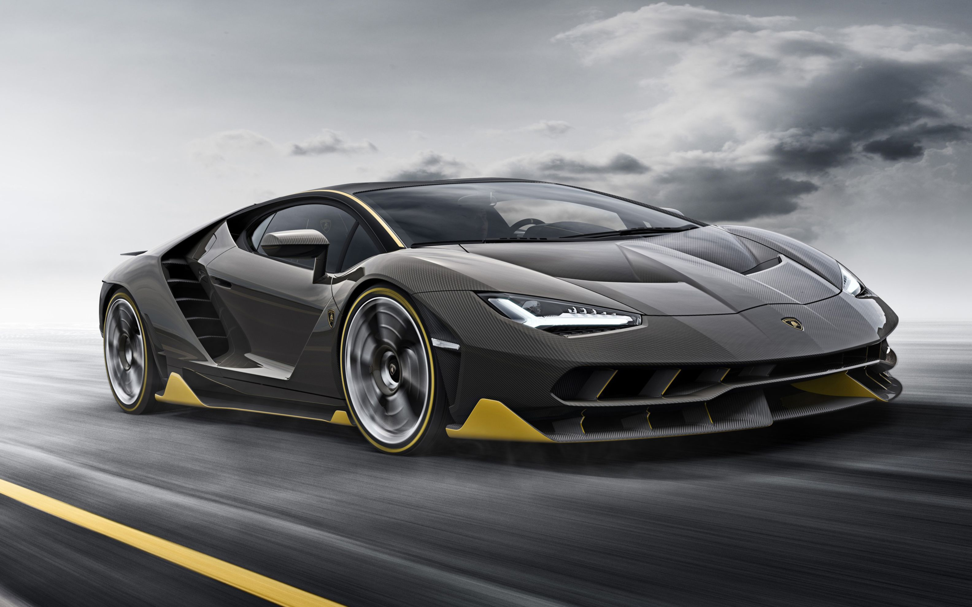 Download free HD 2017 Lamborghini Centenario Wide Wallpaper, image