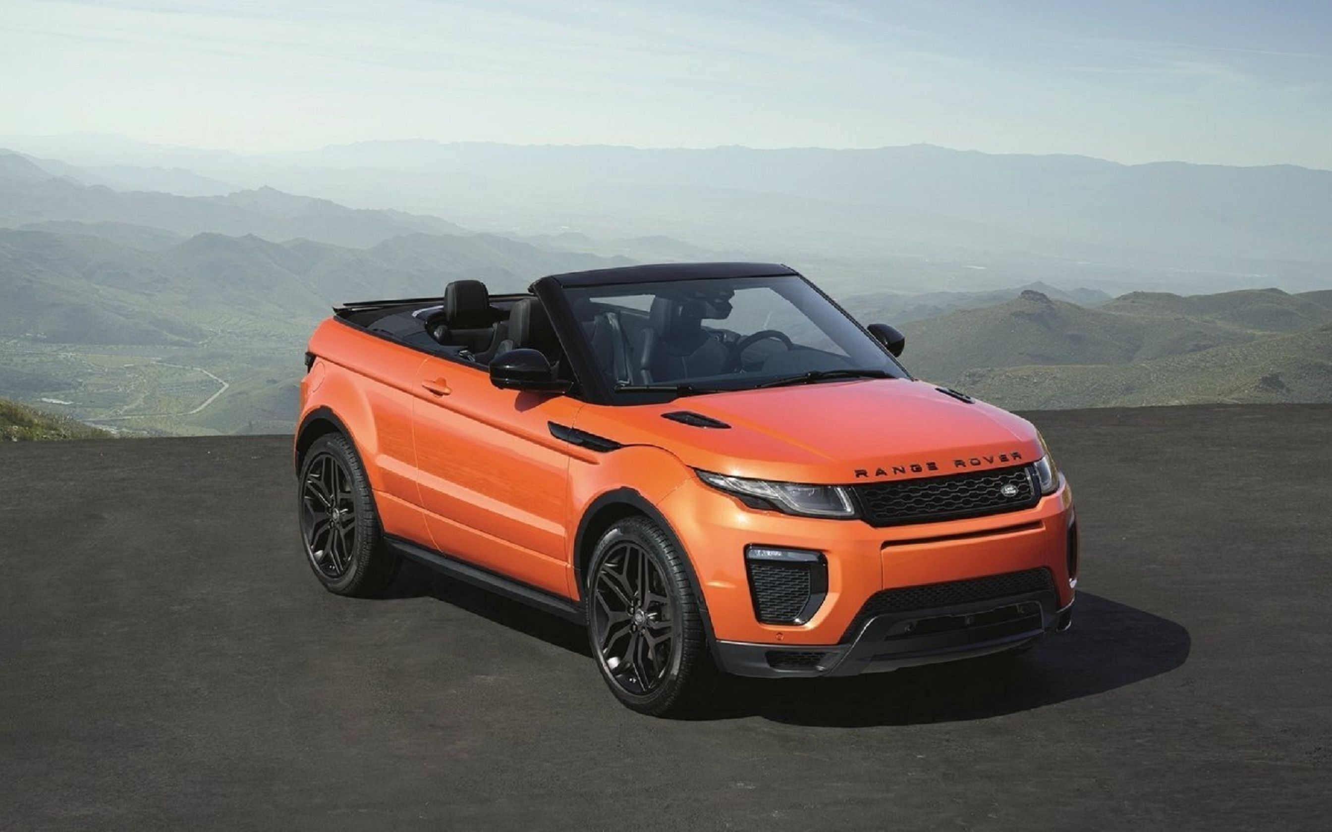 Download free HD 2017 Land Rover Range Rover Evoque Convertible  Wallpaper, image