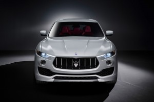 2017 Maserati Levante Wide Wallpaper