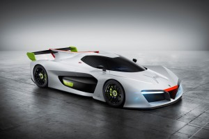 2017 Pininfarina H2 Speed Wide Wallpaper