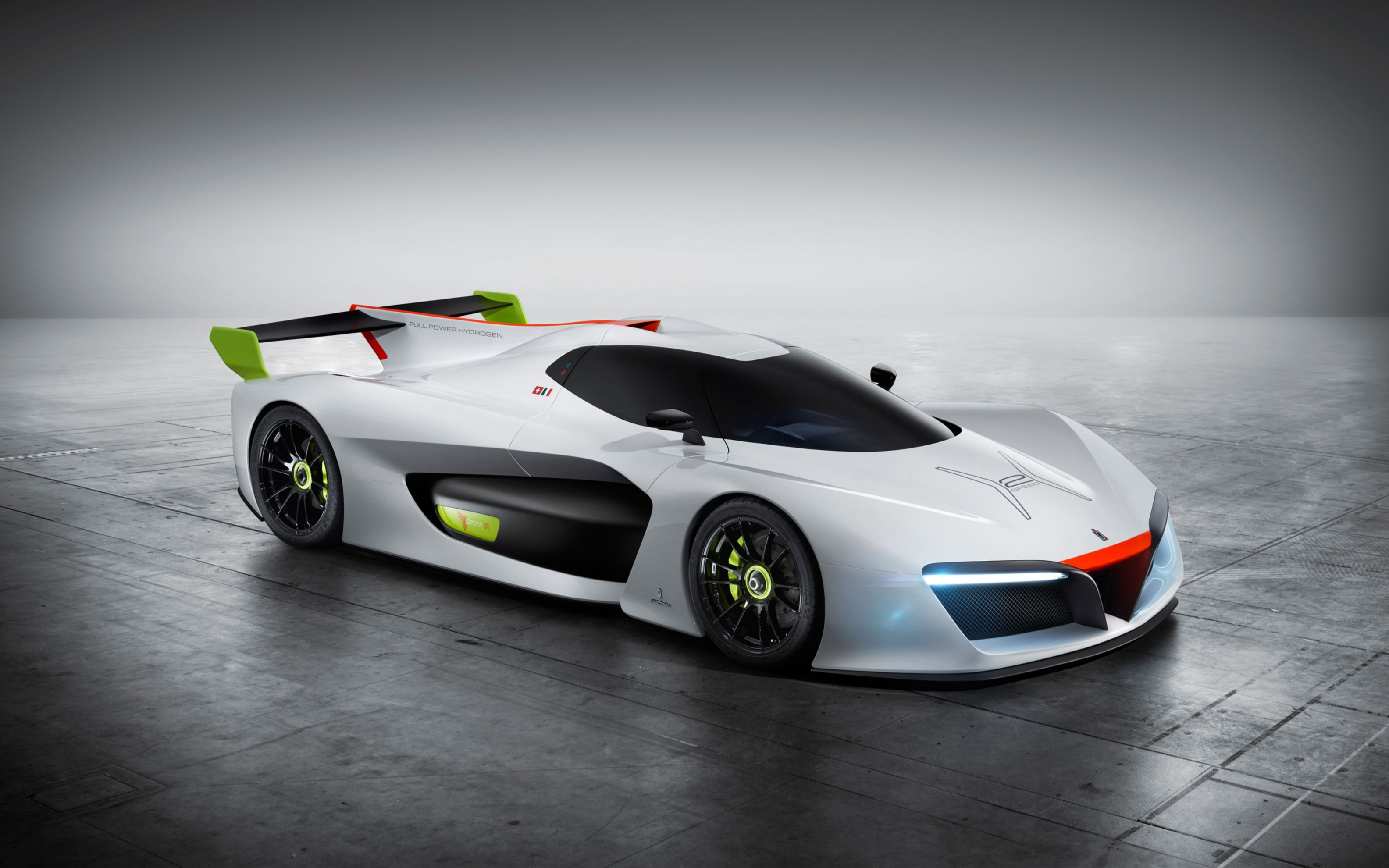 Download free HD 2017 Pininfarina H2 Speed Wide Wallpaper, image