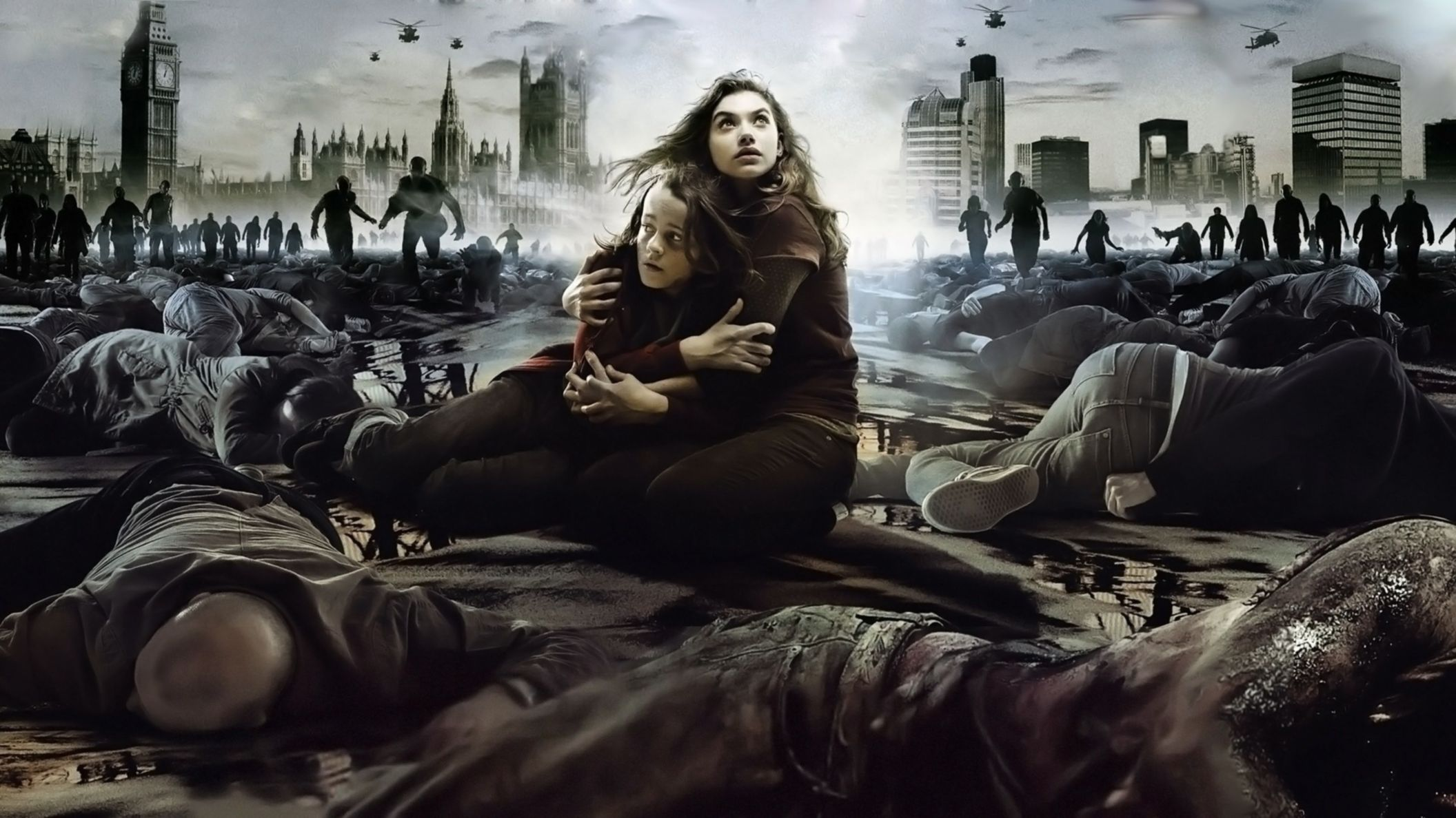 Download free HD 28 Weeks Later HD Wallpaper, image