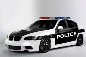 Download 3D BMW M3 Police Car  Free Wallpaper on dailyhdwallpaper.com