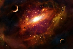 3D Space Free Download Wallpaper