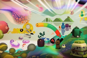 3d Abstract Cartoon S Hd For Windows 7 Wallpaper