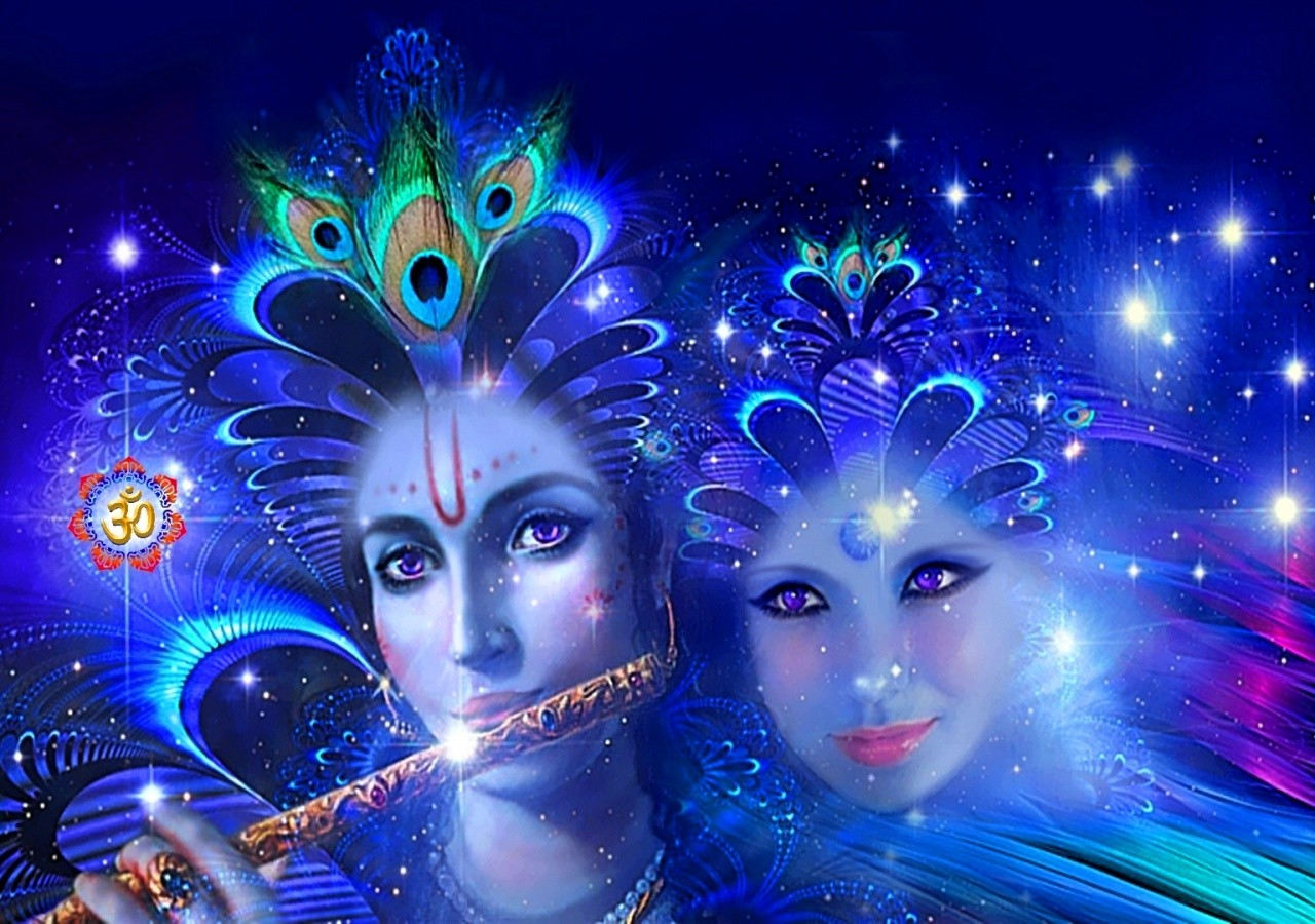 3d hd radha krishna wallpaper: desktop hd wallpaper - download free
