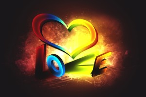 3d Love S For Android Wallpaper