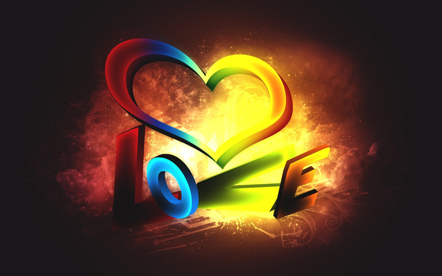 3d love for android wallpaper: desktop hd wallpaper - download free