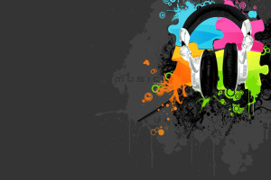 Abstract Art Music S Wallpaper