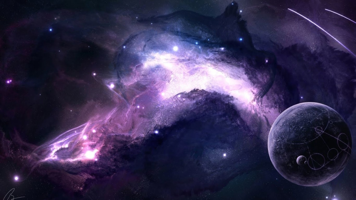 Abstract Cool 3d Space Hd Wallpaper Desktop Hd Wallpaper Download Free Image Picture Photo