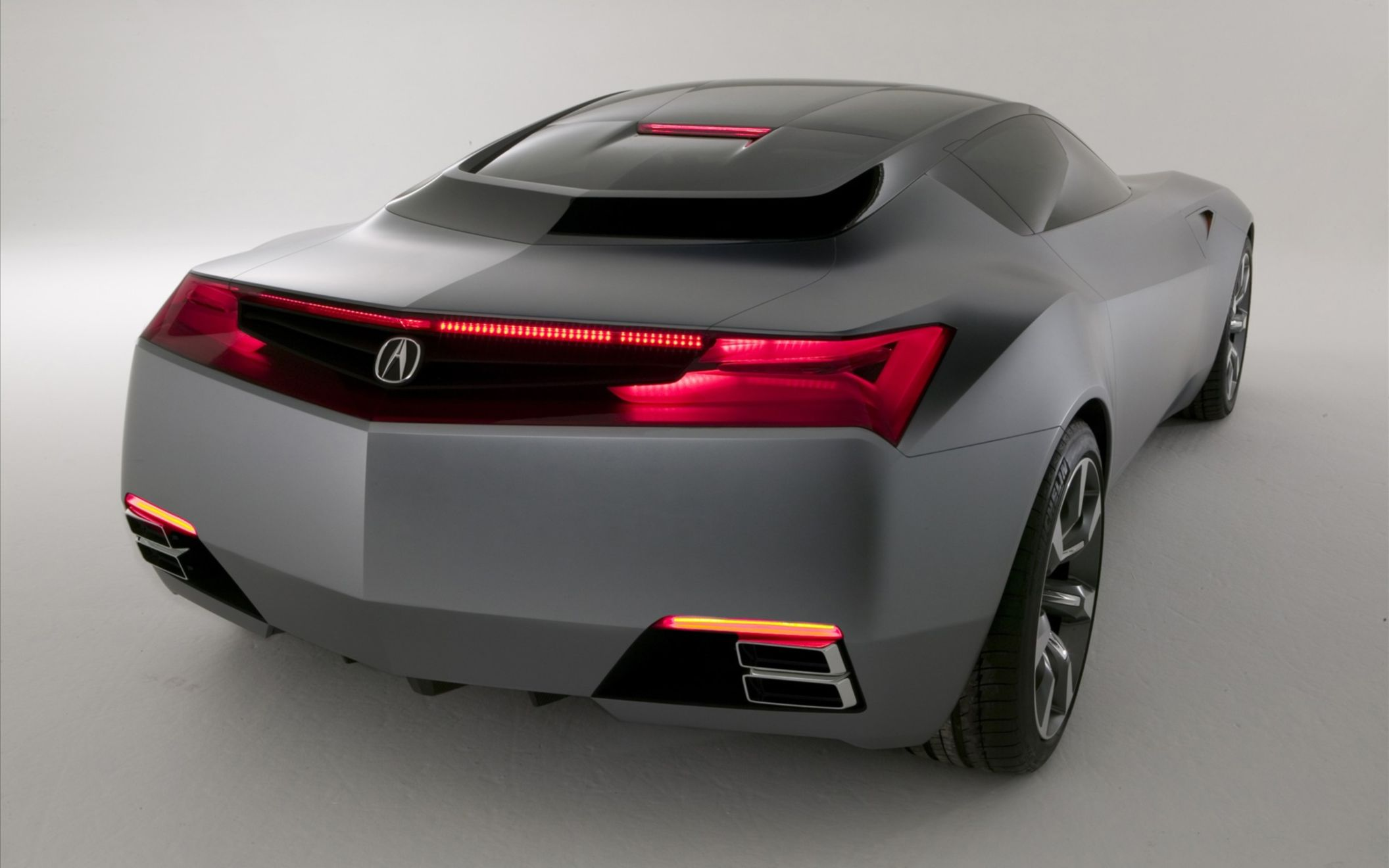 Download free HD Acura Concept Car Wide Wallpaper, image