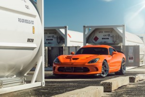 Download Adv1 Wheels Dodge Viper Wide Wallpaper Free Wallpaper on dailyhdwallpaper.com