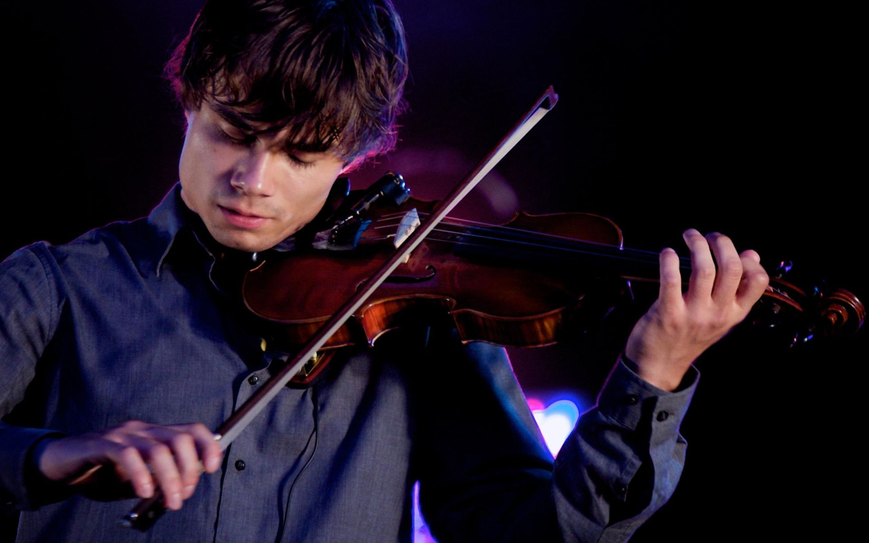 Download free HD Alexander Rybak Singer Violinist Russian Wallpaper, image