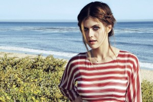 Alexandra Daddario 2 Wide Wallpaper