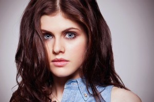 Alexandra Daddario Wide Wallpaper