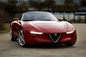 Alfa Romeo Super Car Wide Wallpaper