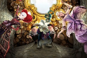Alice Through The Looking Glass Movie Wide Wallpaper