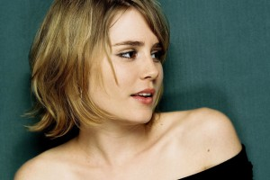 Alison Lohman 2 Normal Wallpaper