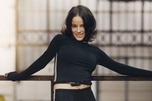 Alizee 3 Normal Wallpaper