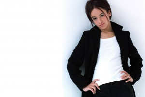 Alizee 4 Normal Wallpaper