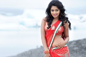 Amala Paul In Nayak Wallpaper
