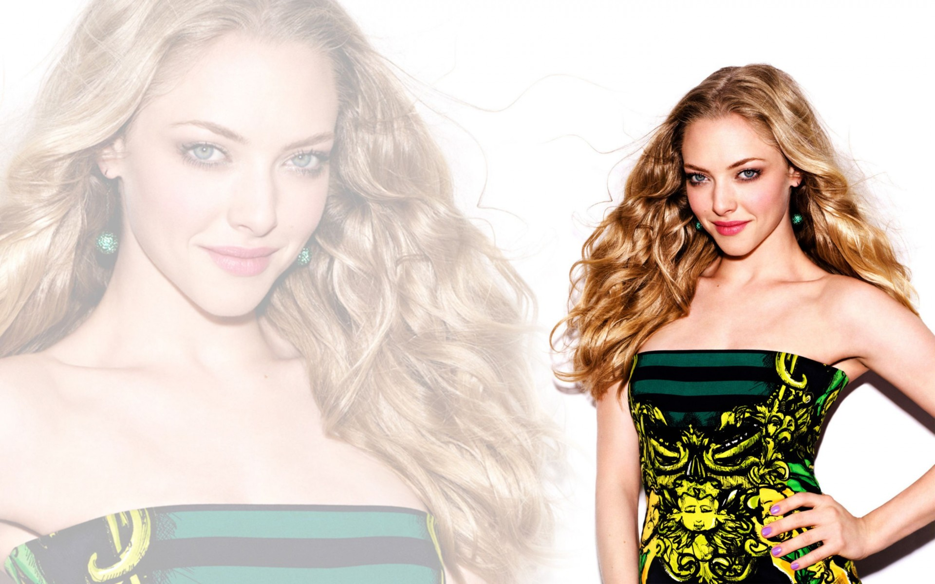 Amanda Seyfried 2014 Wide Wallpaper