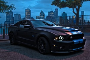 Amazing Ford Mustang GT 2014  Wallpaper
