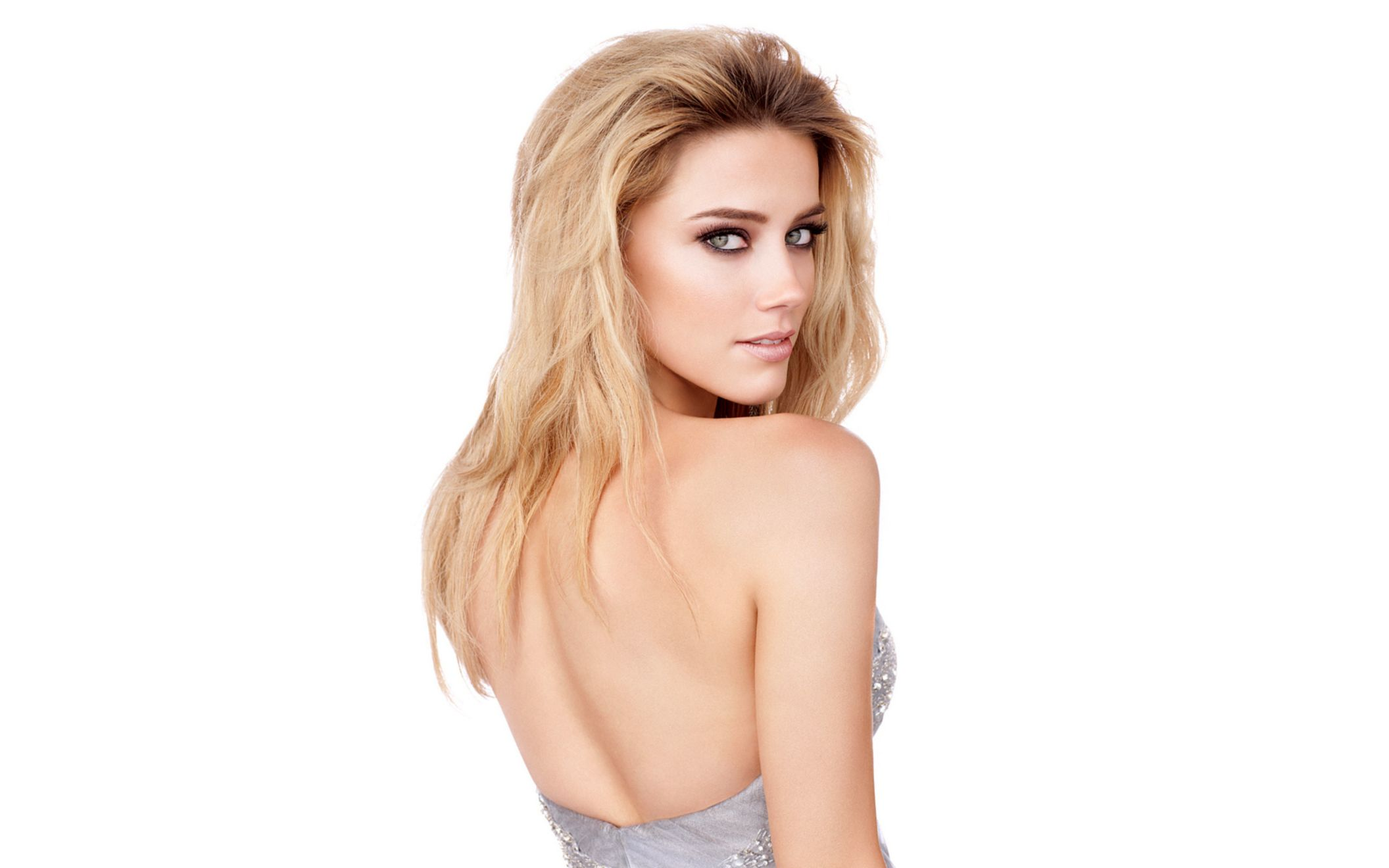 Download free HD Amber Heard 2015 Wide Wallpaper, image