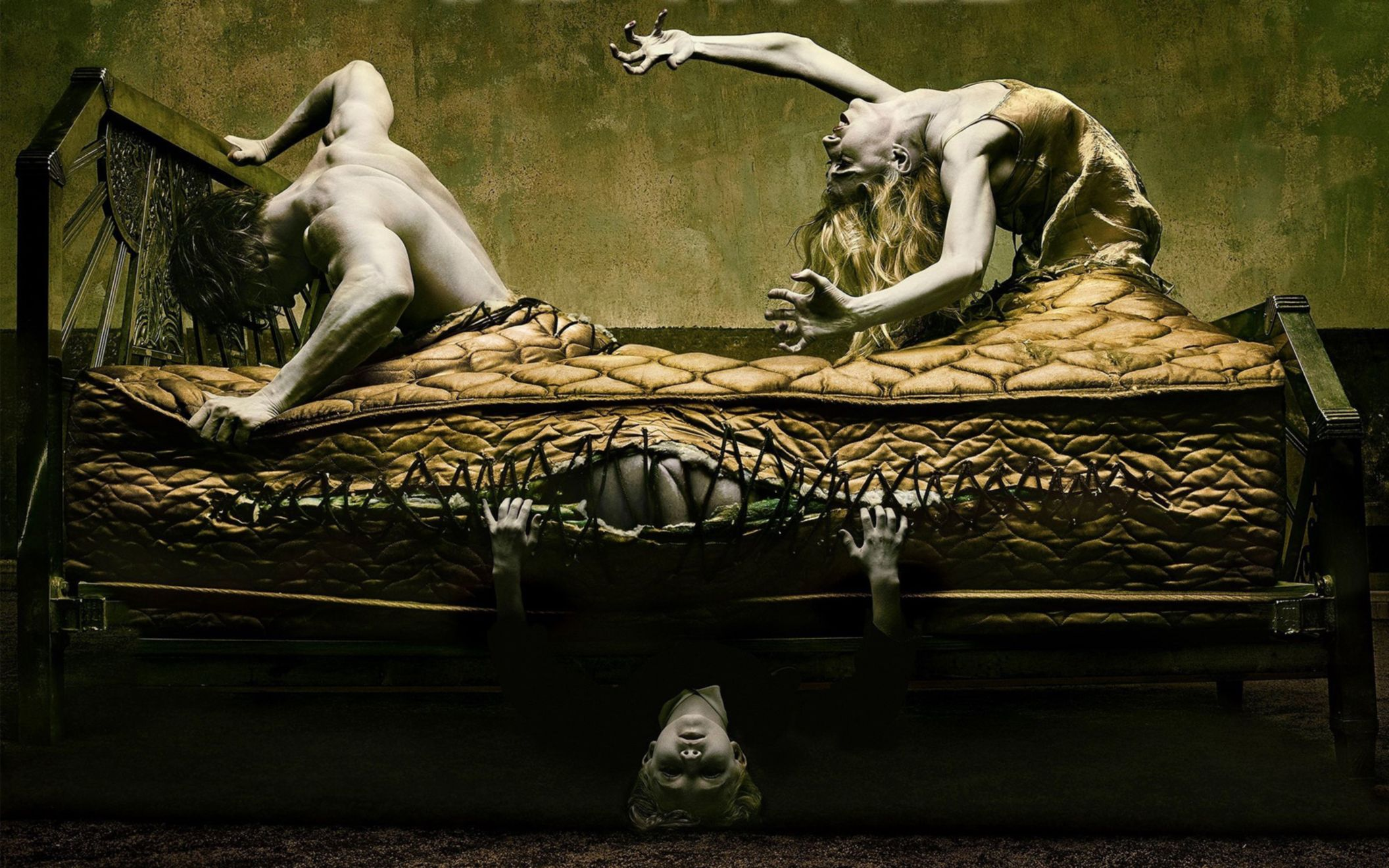 Download free HD American Horror Story Season 5 Wide Wallpaper, image
