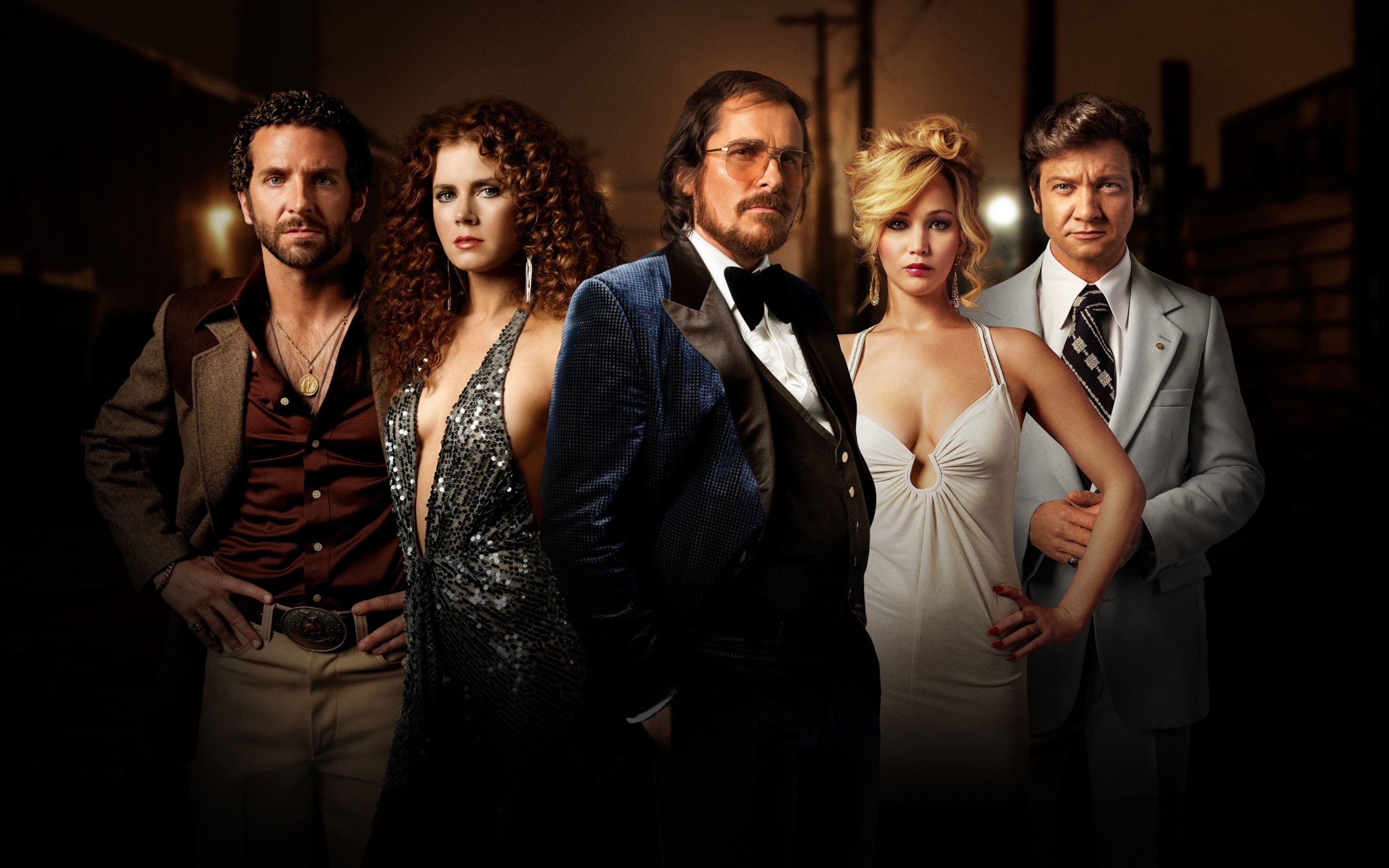 Download free HD American Hustle Movie Wide Wallpaper, image