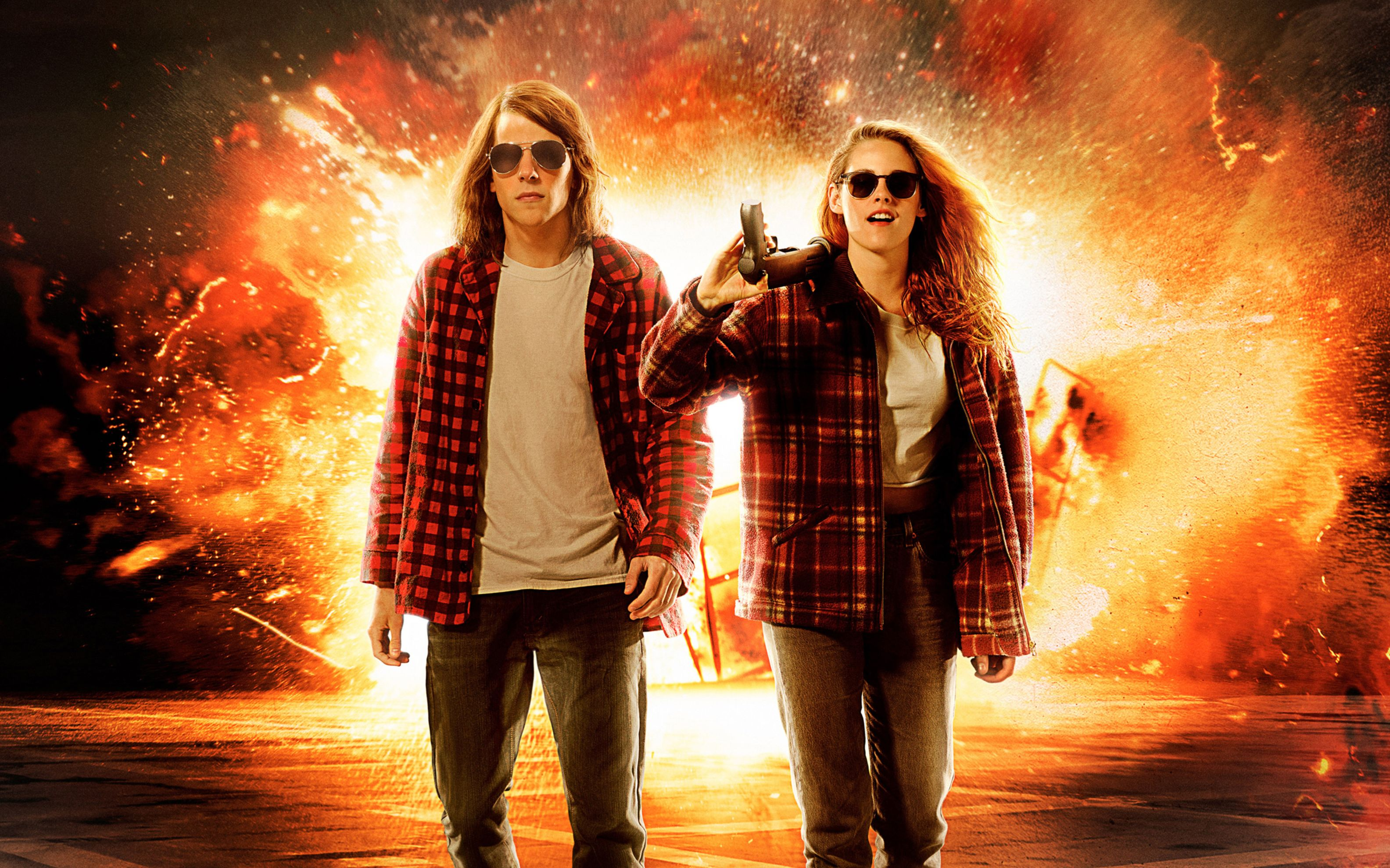 Download free HD American Ultra Movie 2 Wide Wallpaper, image