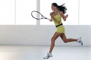 Ana Ivanovic 13 Wide Wallpaper