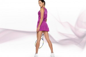 Ana Ivanovic 5 Normal Wallpaper