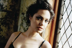 Angelina Jolie 4 Wide Wallpaper