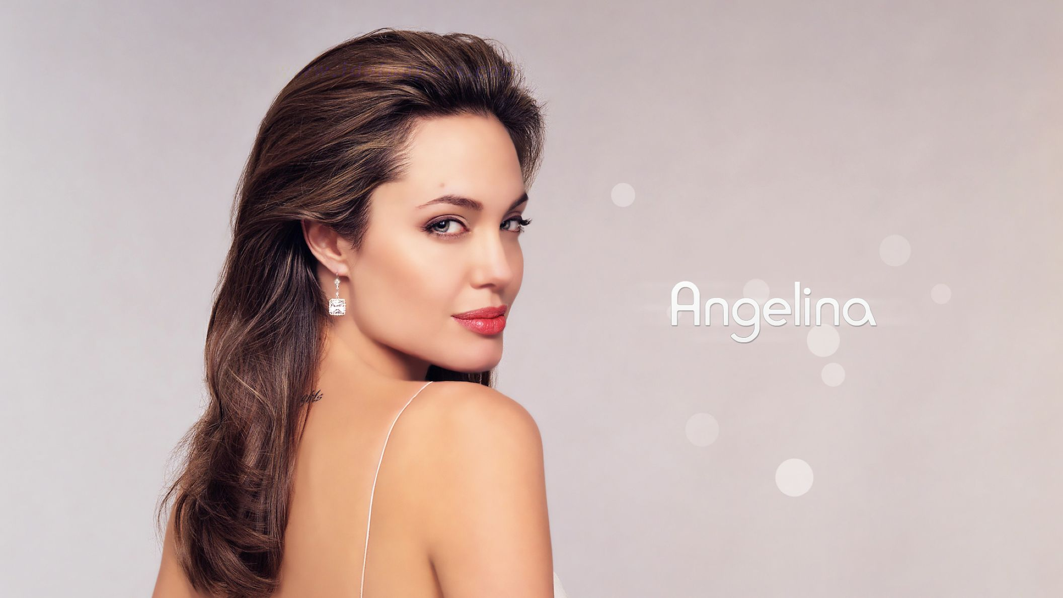 Download free HD Angelina Jolie HD Sweet Pinky 1920×1080 Wallpaper, image