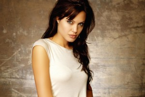 Angelina Jolie Wide Wallpaper