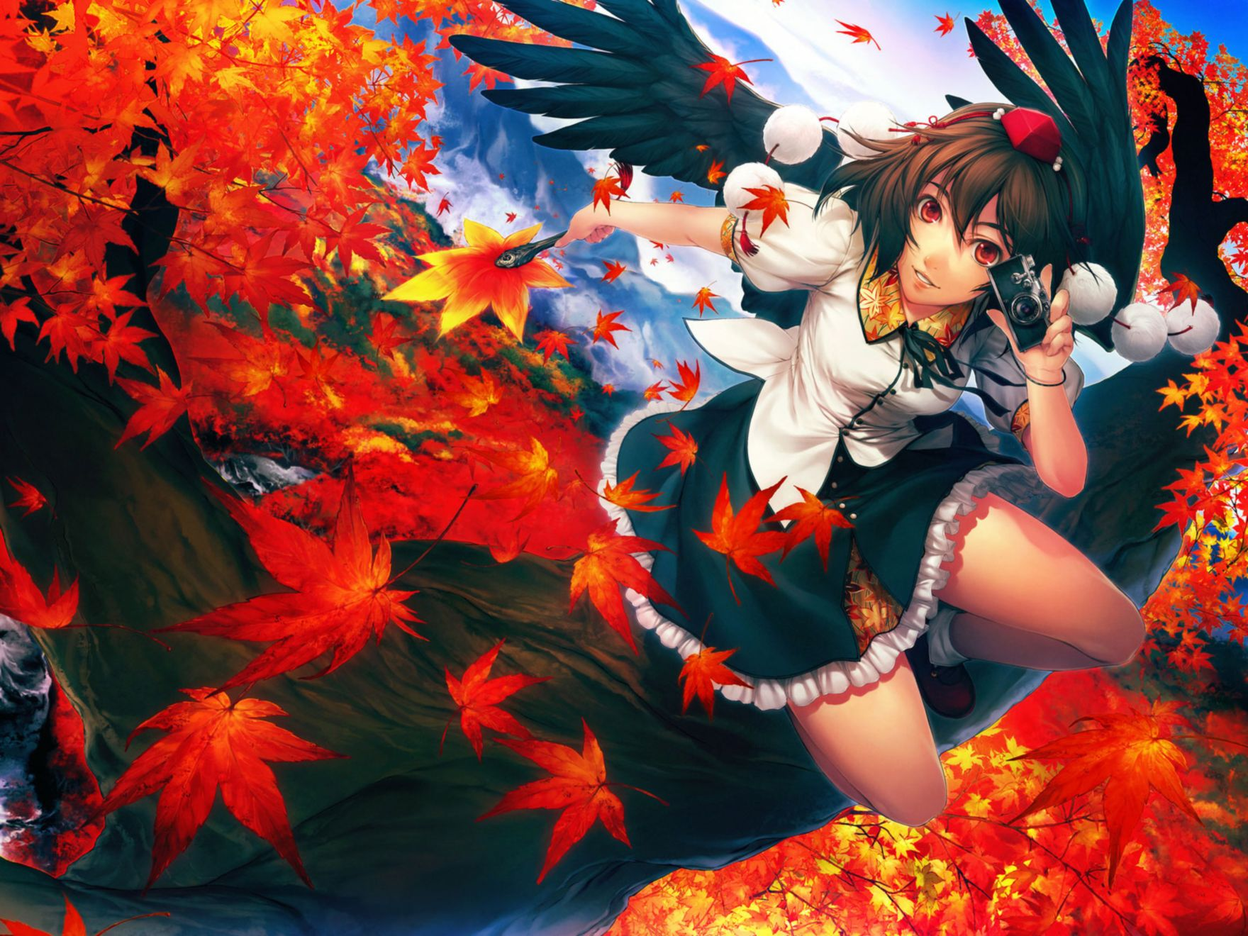 Download free HD Anime Girl 155 Normal Wallpaper, image