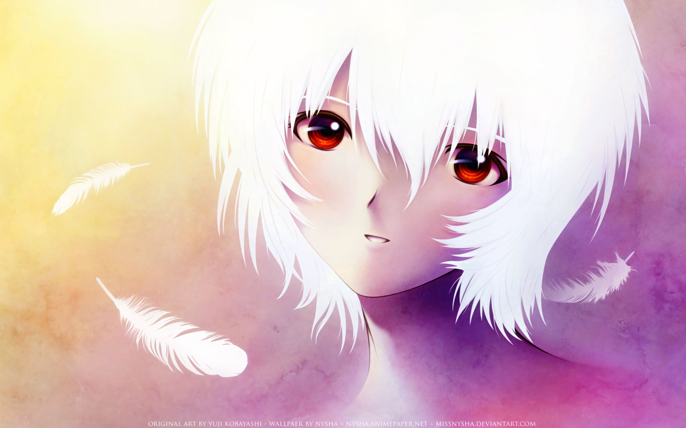 Download free HD Anime Purity Wide Wallpaper, image